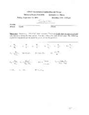 CE343_2010_Mid-Term%201%20Solution