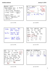 lecture 3 matrices and matrix operations