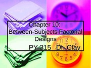 chapter 10_Clay slides