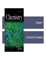 Lecture1_Ch1_ChemicalFoundation