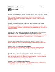 Module Two Lesson Two Notes One Guided Notes_Karla Perez