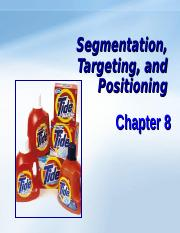 7. segmentation, targeting.PPT