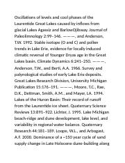 the great lakes (Page 263-264)