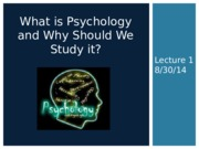 Psych101 lecture1_fall2014