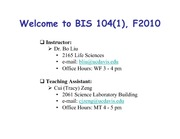 BIS104_F10_Lecture1