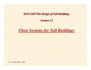 TB-Lecture13-Floor-Systems