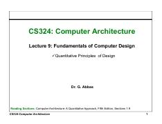 9. Fundamentals of Computer Design Quantitative Principles of Design.pdf