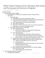 Week Twelve Tuesday Lecture Baroque, Neo-Classical, and Picturesque Architecture of England.pdf