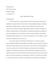 Page to Stage Final Essay.docx