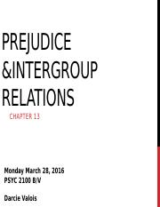 L22 Prejudice and Intergroup Relations.pptx