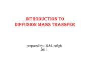 Microsoft PowerPoint - Introduction to Diffusion Mass Transfer2