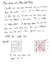 Chapter 8 -- Magic squares and block designs.pdf