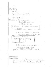 MATH 234 Notes 2012 fall