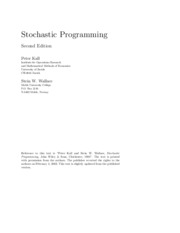 Kall Wallace stochastic_programming