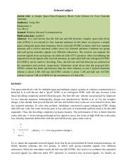 Research report_Format_Journal3