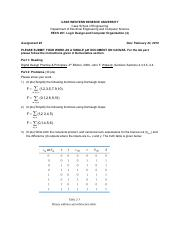 Eecs 281 Logic Design And Computer Organization Case Page 7