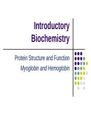 Protein Function Students 2014