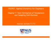 CN3421-Applied Statistics-Chapter7