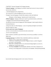 Ling 160 Chapter 5 notes .docx