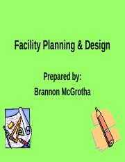 ISE482FacilityPlanning