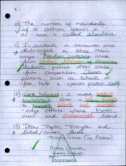 environmental conservation p5