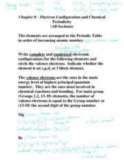 Ch 8 Notes