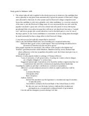 Study guide for Midterm 140B-1.docx