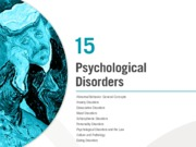 Lecture+15+-+Psychological+Disorders.ppt