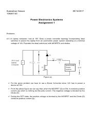 Power Electronics Assignment 1.pdf