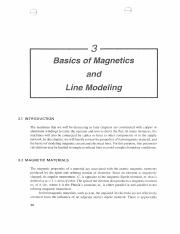 reading assignment_basics of magnetics