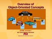 Object-Oriented Concepts-2
