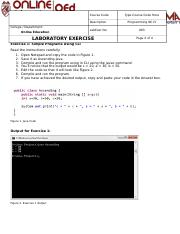 Week001-LabExercise-FundamentalConceptsOfJava.docx
