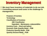 Inventory Management(4)