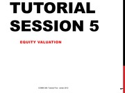 Session5 solution