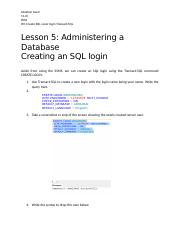 AbrahanSued_W1 Create SQL sever login Transact-SQL .docx