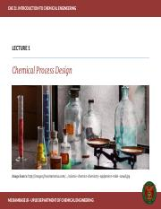 L1 - Chemical Process Design.pdf