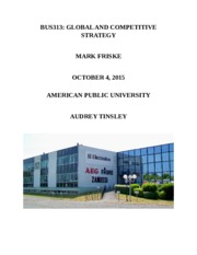 ugba 115 competitive strategy spring 2015 Case write-up trader joe's 2015 4 pages how do firms ----- ugba 115: competitive strategy trader joe's midterm case analysis.