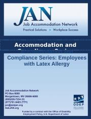 Accommodation_and_Compliance_Series_Employees_with_Latex_Allergy.doc