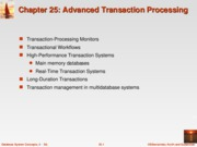 25-Advanced Transaction Processing