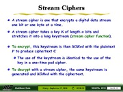 Unit 3-Symmetric Key Crypto_Part3