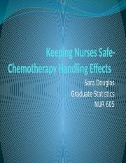 Keeping Nurses Safe-Chemotherapy Handling Effects.pptx