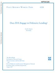 Does_IDA_Engage_in_Defensive_Lending.pdf