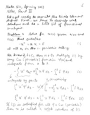 MATH 521 FUNCTIONAL ANALYSIS NOTES