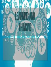 8 - Learning and Thinking.pdf
