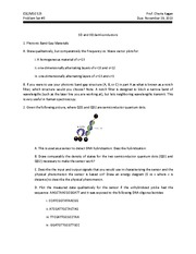 problem set 5 ese&mse 525 Fall 2013