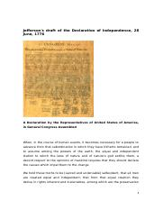 The Declaration of Independence.doc