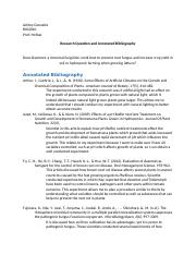 BIOLOGY ANNOTATED BIBLIOGRAPHY.docx