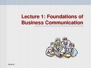 BCOM Session 1-Introduction