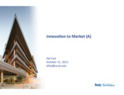 6thClass-Innovation-Sustainability Student Final 10112011