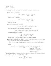probability Assignment 2 Solutions